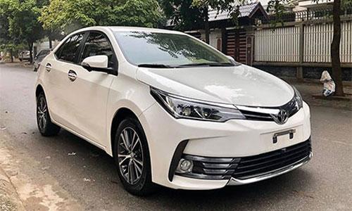 Đối thủ của Mazda 3, Kia Cerato, Honda Civic giảm giá 'cực sốc' tại Việt Nam