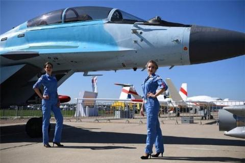 Tiêm kích MiG-35.