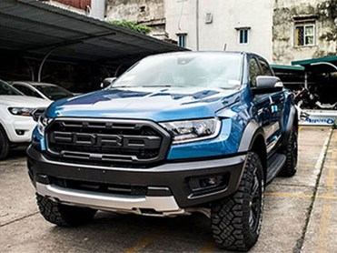 Ford Ranger Raptor 2020 giá 'ngon' tại Việt Nam, khiến Mitsubishi Triton, Mazda BT-50 suy sụp