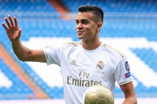 4. Reinier (Real Madrid). Ảnh: Transfermarkt.