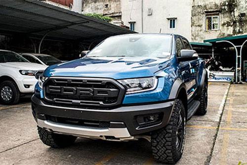 Ford Ranger Raptor 2020.