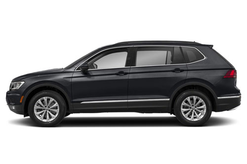 10. Volkswagen Tiguan (doanh số: 81.486 chiếc).