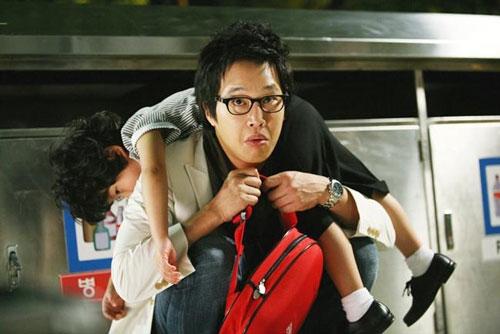 """5 bộ phim hài Hàn Quốc khiến khán giả cười """"thả phanh"""""""