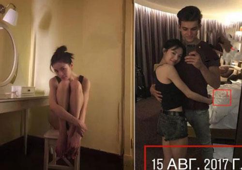 Mỹ nhân phim Thành Long lộ ảnh hẹn hò cùng bạn trai.