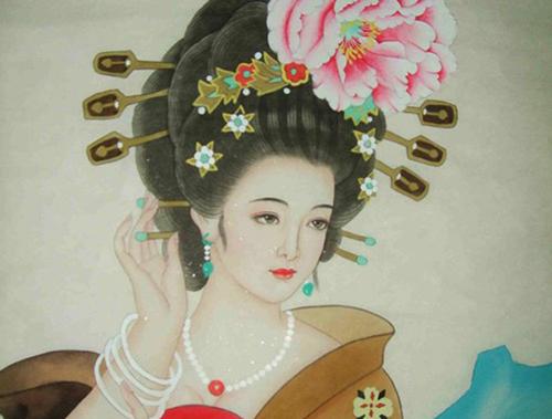 """Tiết lộ """"thần dược"""" làm đẹp của cung tần, mỹ nữ xưa"""