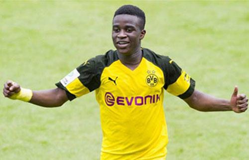 Barca và Real 'đại chiến' vì sao mai' của Dortmund