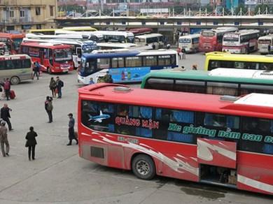Những phương tiện kinh doanh vận tải nào phải lắp thiết bị giám sát hành trình?