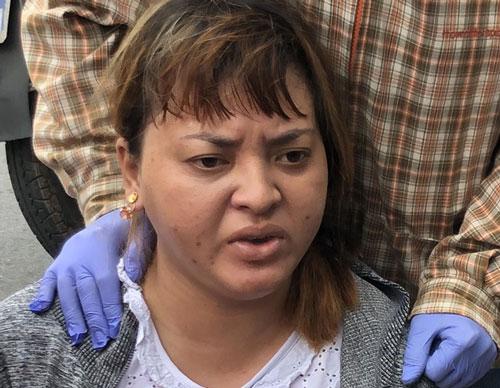 Cà Mau: Bắt quả tang nữ 9X tàng trữ 1kg ma túy đá