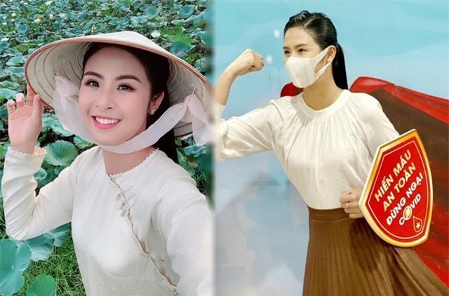 """Hoa hậu Ngọc Hân gây """"choáng"""" khi mạnh tay cắt tóc ngắn sau nhiều năm - 12"""