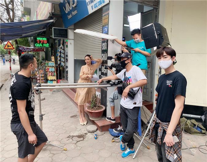 Hot girl Như Ngọc: Lần đầu tiên, tôi thấy đoàn làm phim bị xua đuổi như vậy - Ảnh 5.