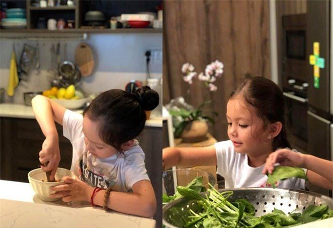 """Khoe con gái xinh làm bếp trưởng nhưng Hồng Nhung tiếc """"đứt ruột"""" vì quên mất một điều - 8"""