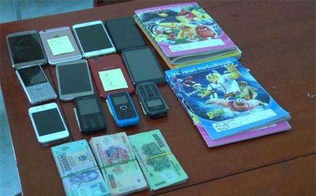 Thanh Hóa: Triệt xoá đường dây đánh bạc quy mô lớn