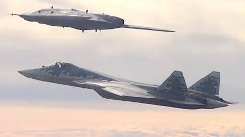 Tiêm kích Su-57 của Nga thử nghiệm thành công ở mức độ cao nhất.