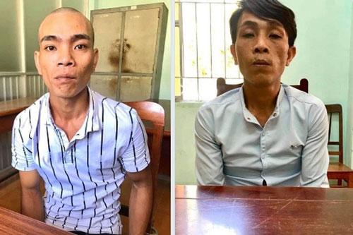 Ninh Thuận: Thiếu tiền, 2 anh em ruột rủ nhau đi cướp giật