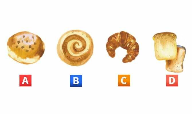 Bạn đã chọn được chiếc bánh mình thích chưa?