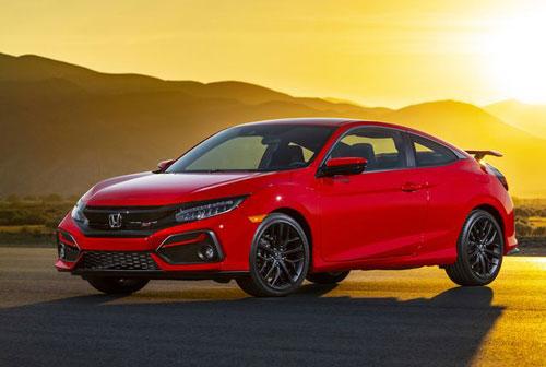 9. Honda Civic (doanh số: 63.944 chiếc). Ảnh: caranddriver.
