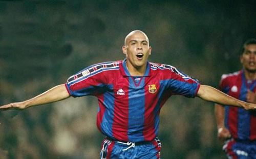 8. Ronaldo