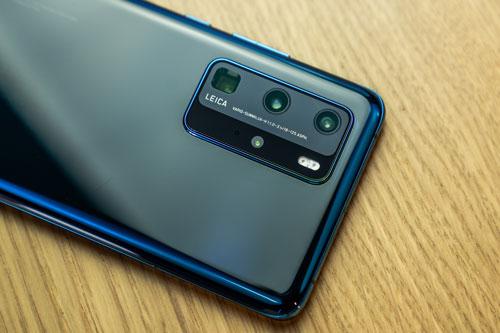 1. Huawei P40 Pro (128 điểm).