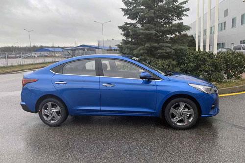 Hyundai Verna 2020.