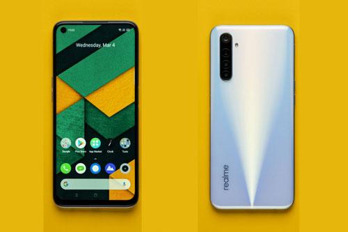 Bảng giá điện thoại Realme tháng 4/2020: Thêm 2 sản phẩm mới, giảm giá mạnh