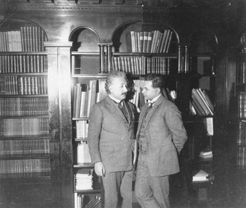 Bí ẩn về người con của thiên tài Albert Einstein