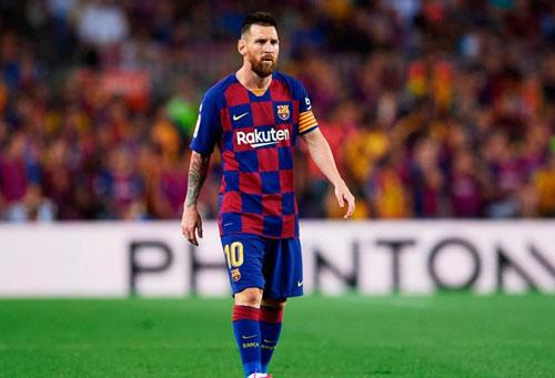 3. Lionel Messi (2004-nay). Ảnh: FC Barcelona Noticias.