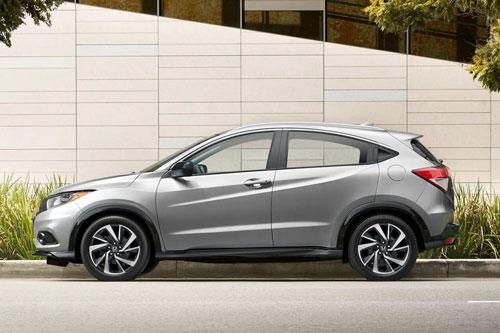 4. Honda HR-V 2020 (giá khởi điểm: 20.820 USD).