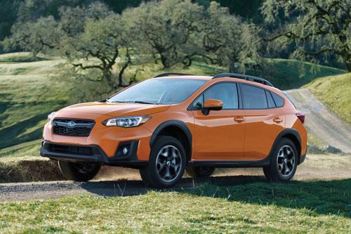 5. Subaru Crosstrek 2020 (giá khởi điểm: 22.145 USD).