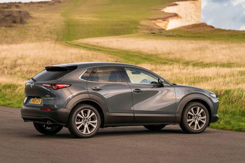 6. Mazda CX-30 2020 (giá khởi điểm: 21.900 USD).