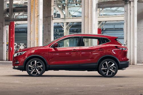7. Nissan Rogue Sport 2020 (giá khởi điểm: 23.240 USD).