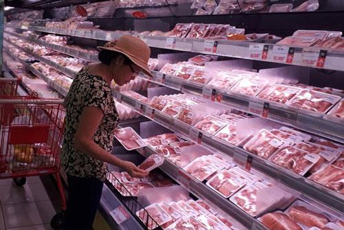 Tại sao giá thịt lợn vẫn còn ở mức cao?