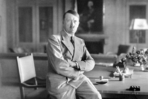 Trùm phát xít Hitler