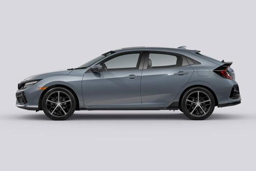 Honda Civic Hatchback 2020 (giá khởi điểm: 21.750 USD).