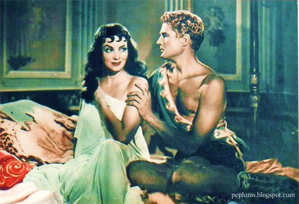 Messalina trên phim.