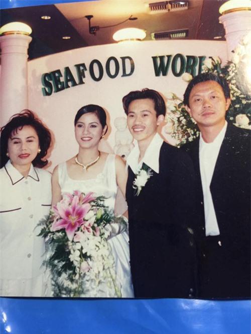 Danh hài Hoài Linh tiết lộ vợ cũ không thích trang điểm, phấn son  - Ảnh 2.