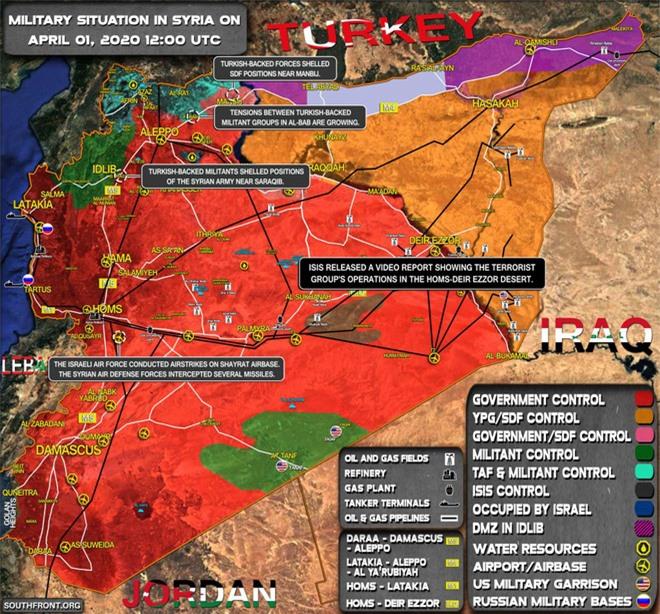 Đối phó đại dịch, chuẩn bị tấn công Idlib, Syria thêm đau đầu với hiểm nguy ở miền đông - Ảnh 1.
