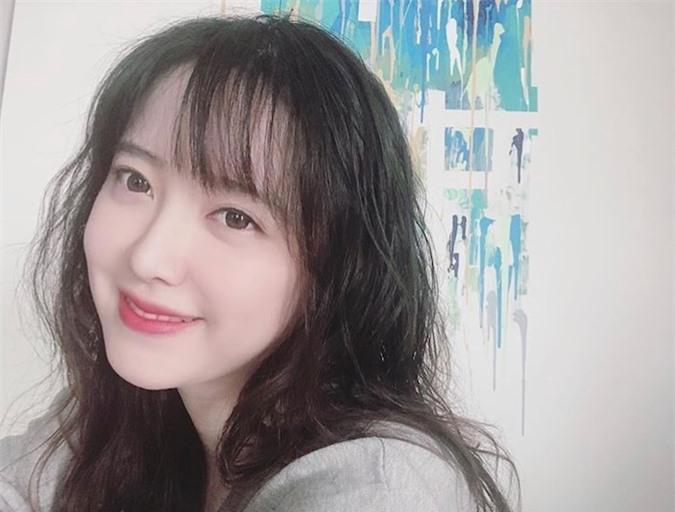 Giảm 8kg hậu ly hôn Ahn Jae Hyun, 'nàng cỏ' Goo Hye Sun bỗng hóa gái 20 - Ảnh 3