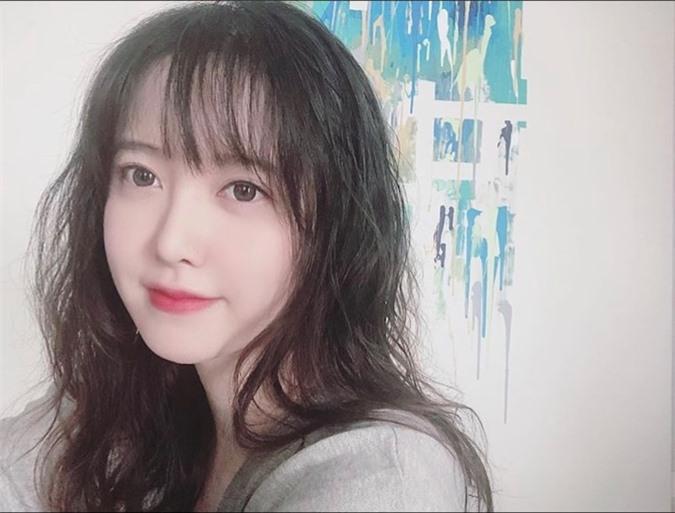 Giảm 8kg hậu ly hôn Ahn Jae Hyun, 'nàng cỏ' Goo Hye Sun bỗng hóa gái 20 - Ảnh 4