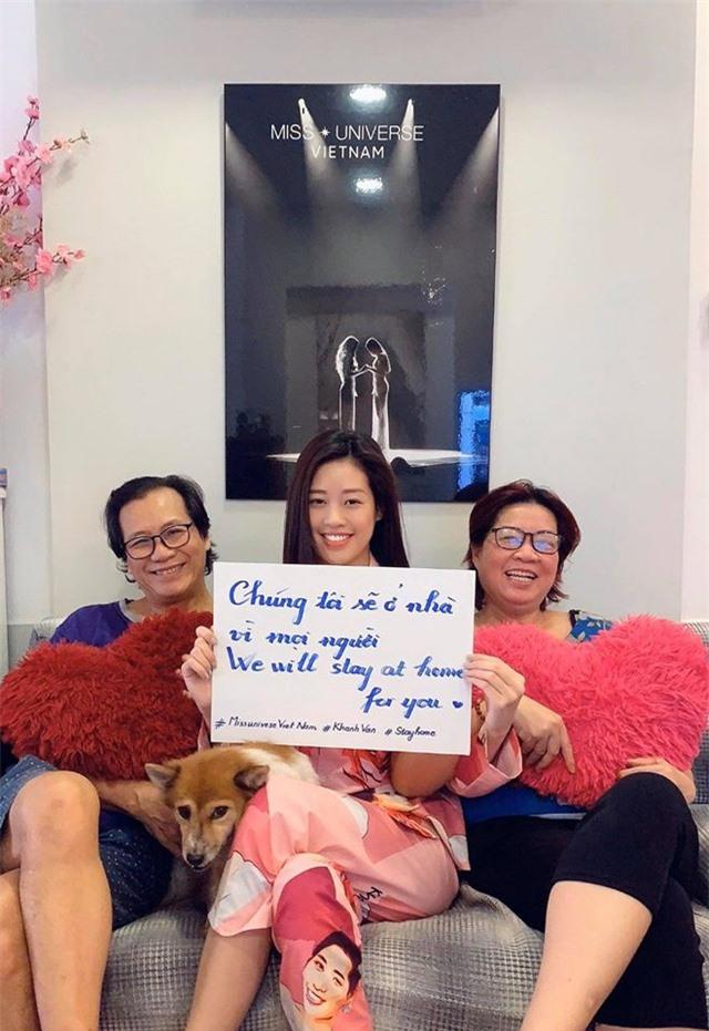 Khánh Vân tiết lộ anh trai phải tạm hoãn đám hỏi vì dịch Covid-19 - 5