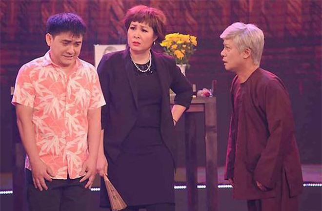 Nghệ sĩ Minh Nhí: Những ngày cuối đời, Anh Vũ hay chạy qua sân khấu tôi tâm sự và khóc - Ảnh 1.