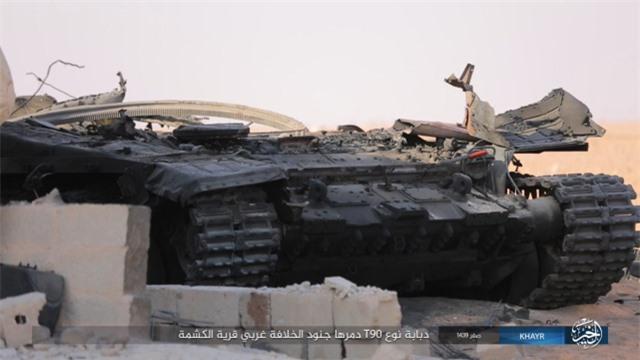 Những tổn thất kinh hoàng của lực lượng tăng, thiết giáp Syria: Tiết lộ sốc - Ảnh 5.