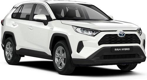 4. Toyota RAV4 (doanh số: 97.631 chiếc). Ảnh: Toyota Tân Cảng.