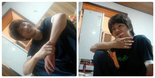 Hé lộ những bức ảnh 'cực độc' chưa từng được tiết lộ của Song Joong Ki