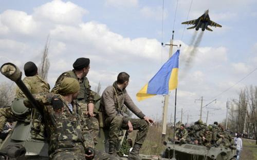 Ukraine đã có sự tăng cường quân lực đáng kể trong thời gian gần đây. Ảnh: Topwar.ru.