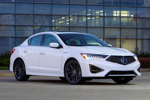 1. Acura ILX 2020 (giá khởi điểm: 26.895 USD).