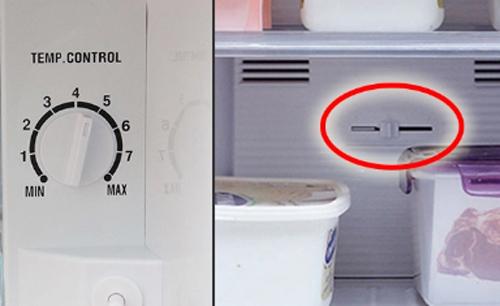 Mở tủ lạnh kiểm tra ngay chỗ này, nếu bạn để sai chế độ chẳng mấy mà hỏng tủ lại mất tiền điện oan