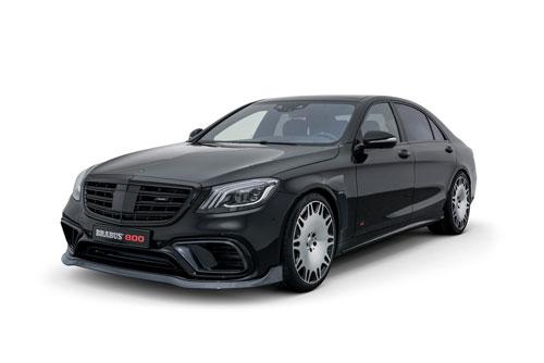 Chi tiết Mercedes-AMG S 63 Brabus 800: Công suất 789 mã lực, giá hơn 9 tỷ