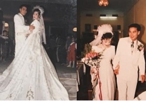 """Hào hứng khoe ảnh cưới của bố mẹ thời xưa, cô gái khiến dân tình phải """"choáng váng"""" khi nhìn thấy thứ này"""