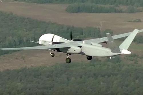 """Nga tiết lộ trang bị """"siêu khủng"""" cho UAV Altius-U mang 1 tấn vũ khí, bay suốt 24 giờ"""