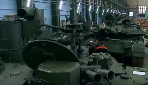Nga cấp tốc sản xuất T-90M cho Lễ duyệt binh Ngày chiến thắng
